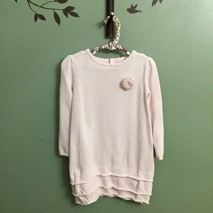 Other - EUC Pink Sweater Dress, 4T